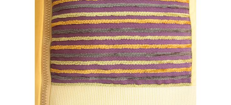 Violet Stripes -- Musterung - PurPocket
