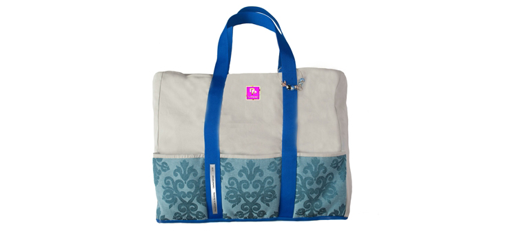 City Royal Blue - Tasche - PurPocket