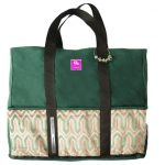 Green Meander - Tasche - PurPocket