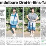 Die PurPocket macht Schlagzeilen in der Sindelfinger Zeitung
